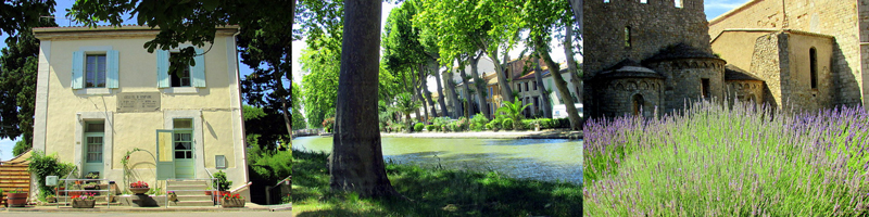 Allison Doherty Travel Photos - Canal du Midi, 2015